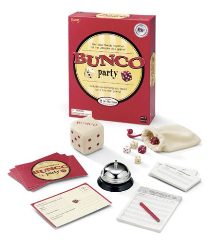 Fundex Games Bunco Party in Box
