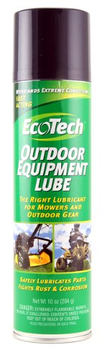 EcoTech Outdoor Equipment Aerosol Lubricant, 10-Ounce ()