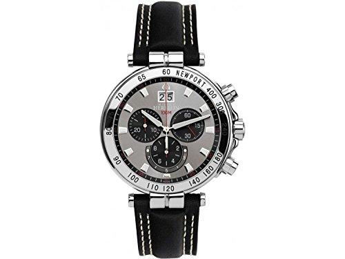 Men's Watch - Michel Herbelin - Newport Yacht Club - Crystal Sapphire - 36655/AP23