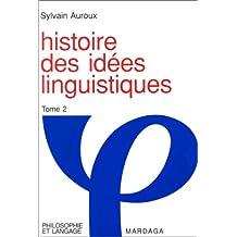 HISTOIRE DES IDES LINGUISTIQUES T2