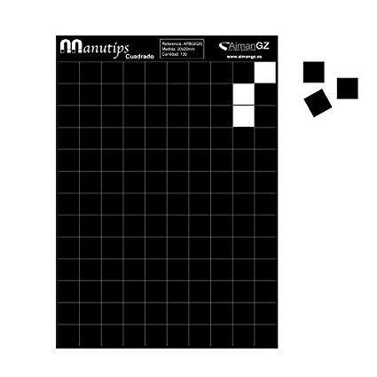 130/pezzi Calamite flessibili per foto e Scrapbooking /20/mm manutips 20/
