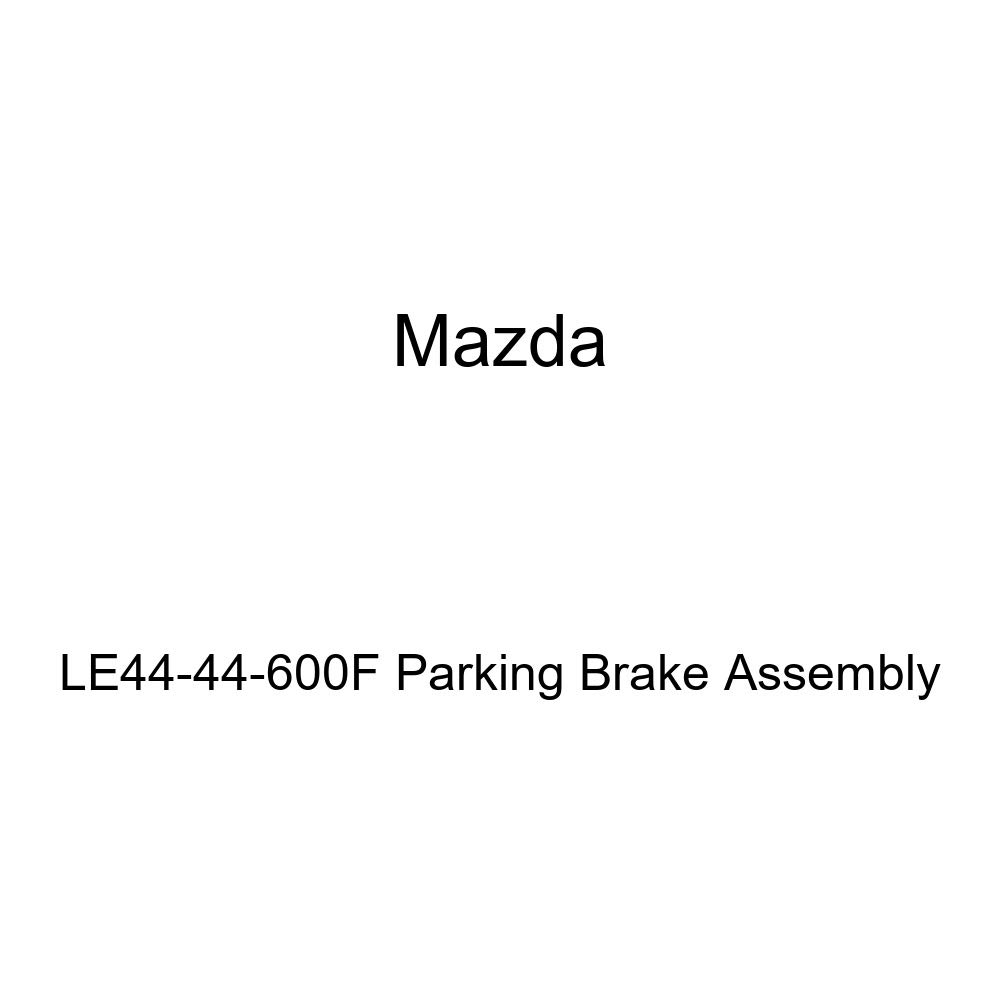 Mazda LE44-44-600F Parking Brake Assembly