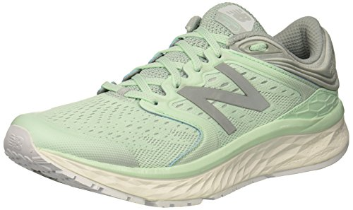 - New Balance Women's 1080v8 Fresh Foam Running Shoe, Light Green, 6 M US