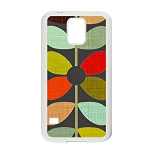 Creative Grain Leaves Fahionable And Popular Back Case Cover For Samsung Galaxy S5