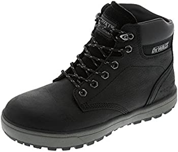 Dewalt Plasma Men's Black Leather Steel Toe 6