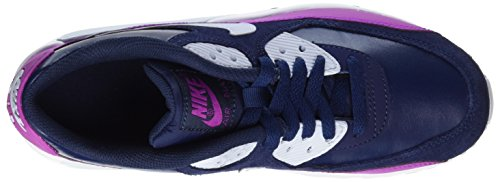 Fille blue Multicolore Chaussures Tint Navy Max 402 De 90 Violet Ltr Gs hyper midnight Nike Sport Air nR87TqA8wB