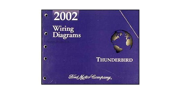 2002 ford thunderbird wiring diagram manual original: ford: amazon com:  books