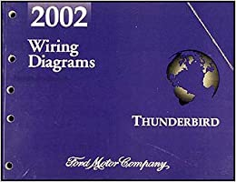 2002 ford thunderbird wiring diagram manual original: ford: amazon com:  books