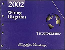 2002 ford thunderbird wiring diagram manual original ford amazon rh amazon com 2001 Thunderbird 2001 Thunderbird
