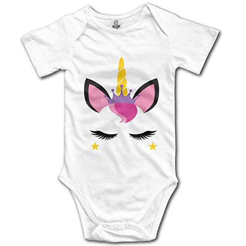 Newborn Infant Romper Jumpsuit Clothes Cute Baby Onesies