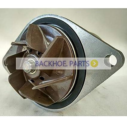 Amazon com: Water Pump 6754-61-1010 for Komatsu Wheel Loader