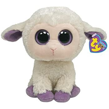 Amazon.com: Ty Beanie Boos Darling - Dog (Justice
