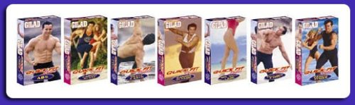 (Body by GILAD: Quick Fit System (7-Video)