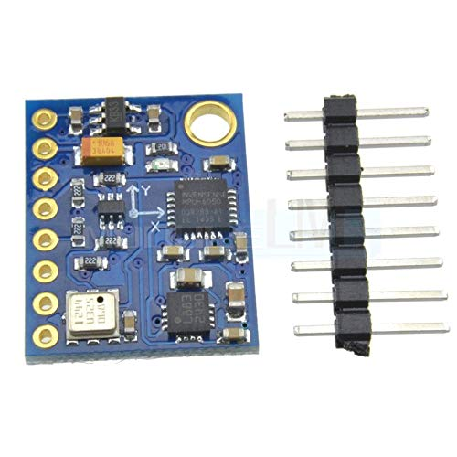 GY-87 10DOF Module MPU6050 HMC5883L BMP180 Gyroscope Acceleration Compass Module for Arduino