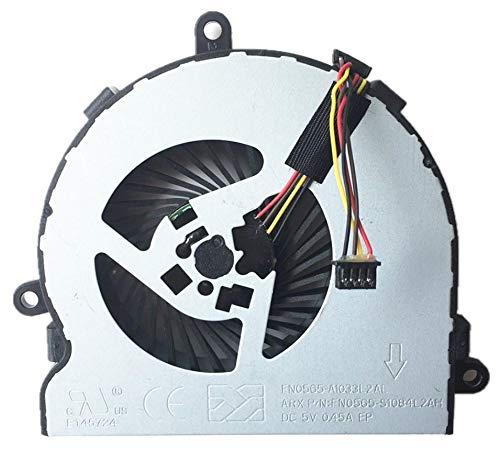 Ventilador CPU HP 15-AY198NR 15-AY196NR 15-AY195NR 15-AY192NR 15