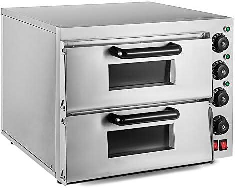 succebuy horno de Pizza eléctrico profesional Pizza Oven Party ...