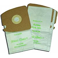 Green Klean GK-EurMM Eureka MM Mighty Mite Replacement Vacuum Bags (Pack of 36)