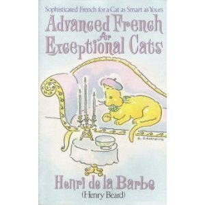 Advanced French for Exceptional Cats -