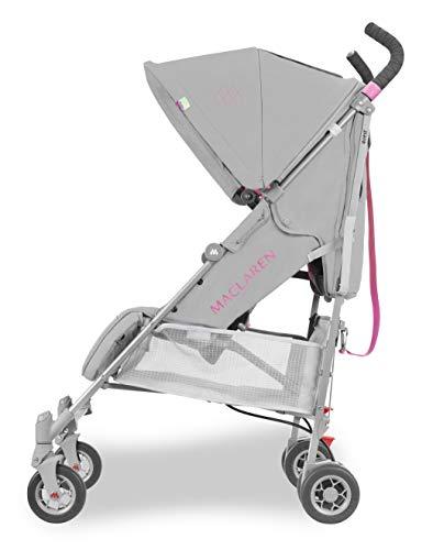 Maclaren Passeggino Quest - Super accessoriato, leggero, compatto. Newborn Safety System™, compatibile con la Culla… 4