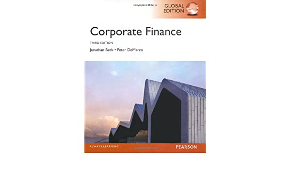 Berk demarzo corporate finance solutions manual ebook coupon codes berk demarzo corporate finance solutions manual ebook coupon codes corporate finance plus myfinancelab with pearson etext fandeluxe Choice Image