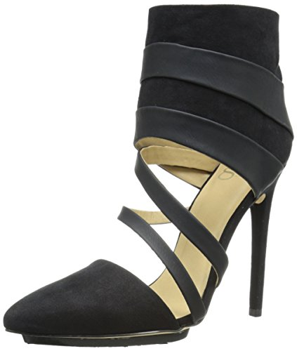 Gx Di Gwen Stefani Womens Cake Dress Pump Nero / Nero