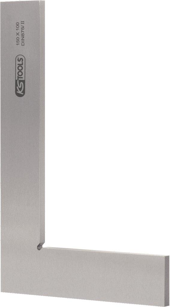 300.0259 KS Tools /Équerre plate de pr/écision
