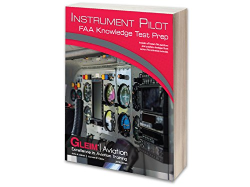 Gleim Instrument Pilot Knowledge Test 2019