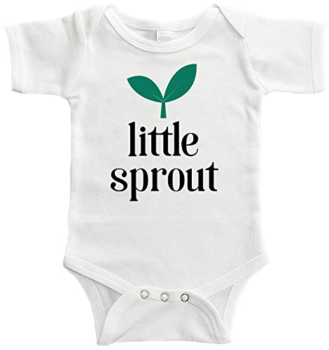 Starlight Baby Little Sprout Bodysuit (0-3 months, -