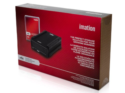 "Imation RDX 500 GB 2.5"" RDX Technology Hard Drive Cartridge"