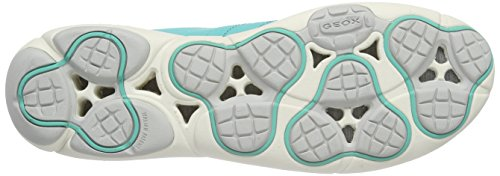 waterseac3003 Geox Trkis Mujer C D Nebula Zapatillas Para vZqw78a