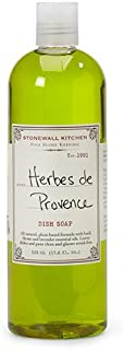 product image for Stonewall Kitchen Herbes De Provence Dish Soap, 17.6 Ounce