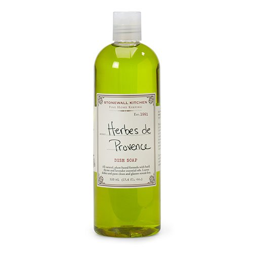 (Stonewall Kitchen Herbes De Provence Dish Soap, 17.6 Ounce)
