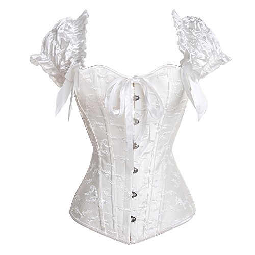 Ruched Front Bustier - 2
