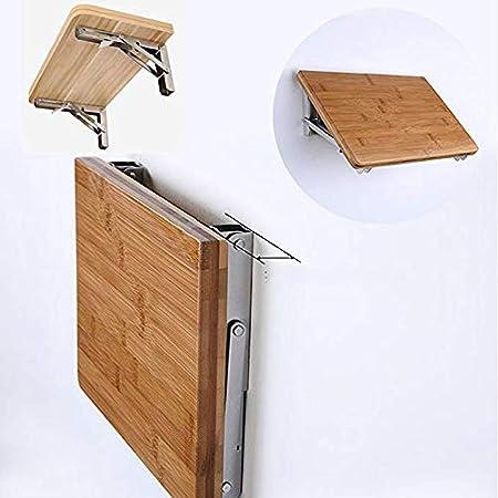 Soportes plegables para estante de acero inoxidable pulido tipo K resistentes plegables de Claiery
