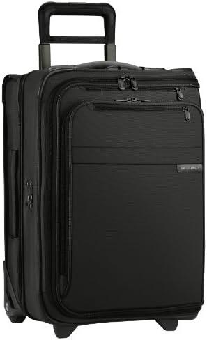 Briggs & Riley @ Baseline Gepäck Baseline Domestic oder aufrecht Kleidersack, schwarz (Schwarz) - U175-4