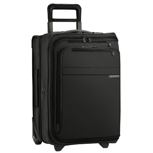 Briggs & Riley Baseline Domestic Carry-On Upright Garment Bag, Black, Small Briggs Riley Garment Bags
