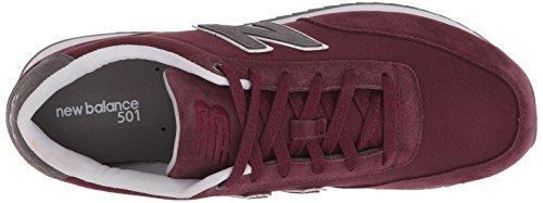 burgundy Mz501v1 Rosso Uomo Sneaker New Balance XYgv4qnF