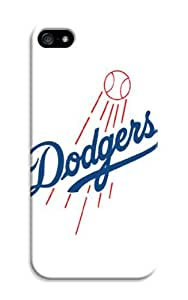 LarryToliver The Best And Newest Hard Case Skin Cover iphone 5/5s For Customizable Baseball Los Angeles Dodgers