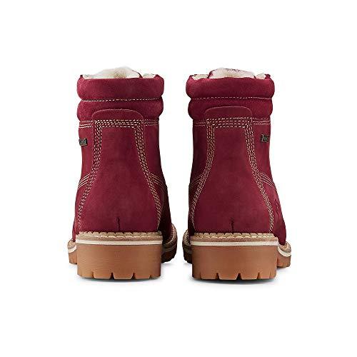 Tamaris Botas Rojo Para Chukka 26243 Mujer qq5SfwOnr