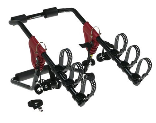 Schwinn TrackRack 3-Bike Trunk Mount Rack