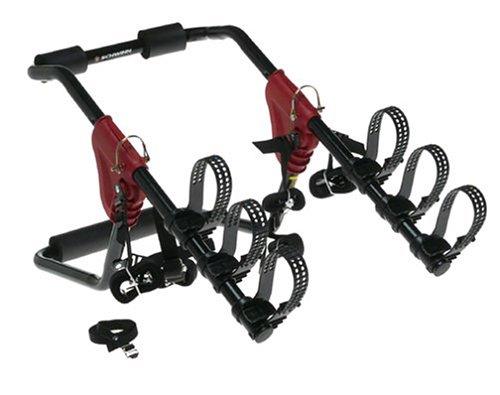 Schwinn TrackRack 3-Bike Trunk Mount Rack