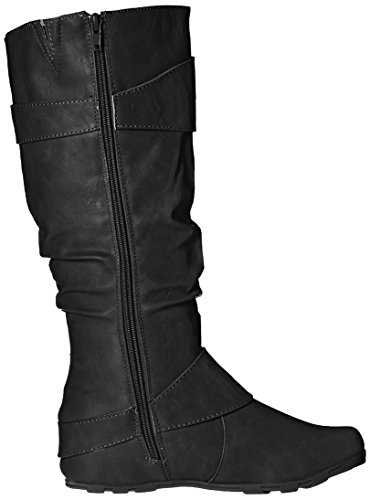 Brinley Slouch Hilton Black Boot Co Women's qvqRz