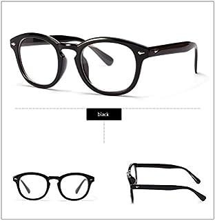 a24aa9e2a59 BuyWorld Ralferty Vintage Johnny Depp Optical Glasses Frame Retro Brand  Oliver Peoples Eyeglasses Men Women Eyewear