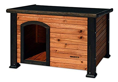 (Precision Pet Extreme Log Cabin Small 33.3 in. x 24.6 in. x 22.2 in.)