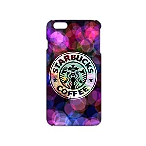 Wish-Store Starbucks Logo (3D)Phone Case for iPhone 6