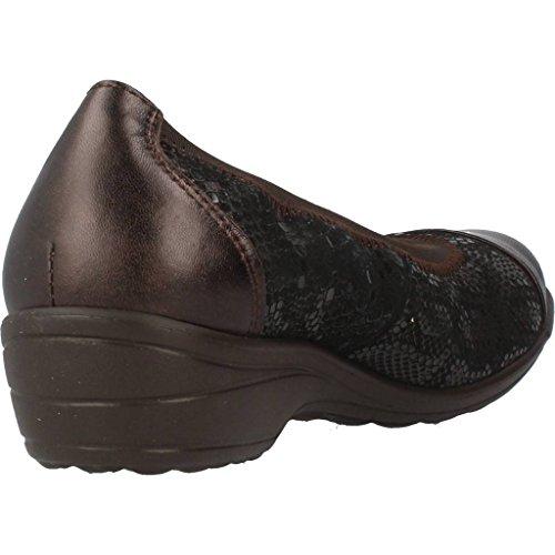 Pinosos Pinosos Color Marca Para Mujer Zapatos Marrón Marrón 6842 Bailarina M Mujer Modelo xYt6wYqzX