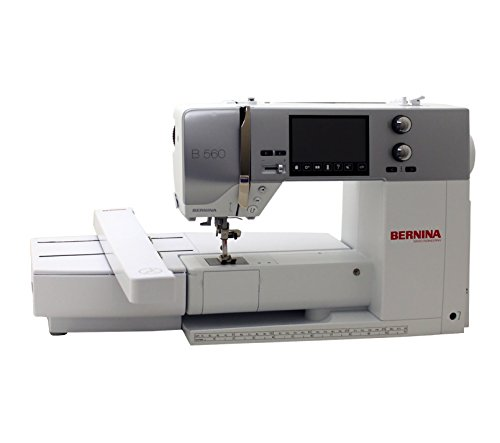 Bernina B560E Embroidery Sewing Machine with Embroidery Unit