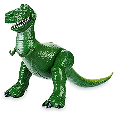 Disney Rex Interactive Talking Action Figure - Toy Story - 12 Inch