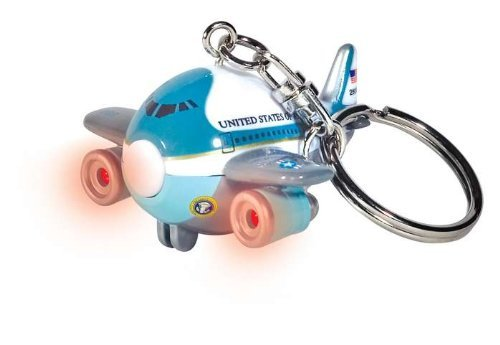 Air Force One Keychain