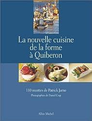 La Nouvelle cuisine de la forme à Quiberon
